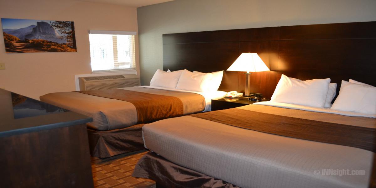 Room 601 - Double Queen
