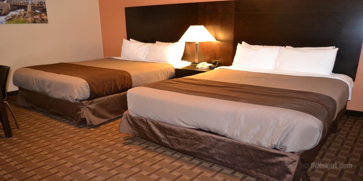 Room 604 - Double Queen