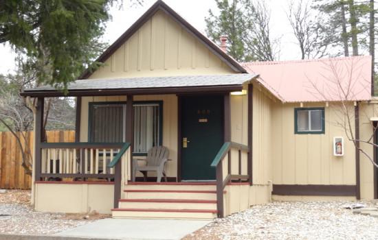 Cabin 609