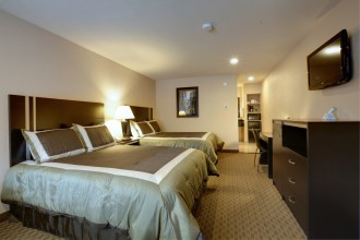 Guest Rooms at Westgate