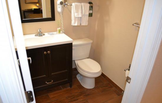 Room #606 Bathroom