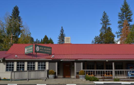 Buck Meadows Lodge - Buck Meadows Restaurant Entry