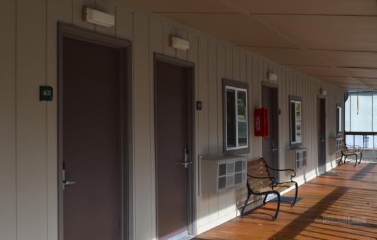 Buck Meadows Lodge - Boardwalk