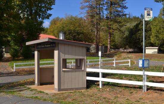 Buck Meadows Lodge - Yartz Bus Stop