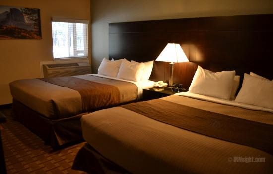 Buck Meadows Lodge - Buck Meadows Lodge - Double Queen Room