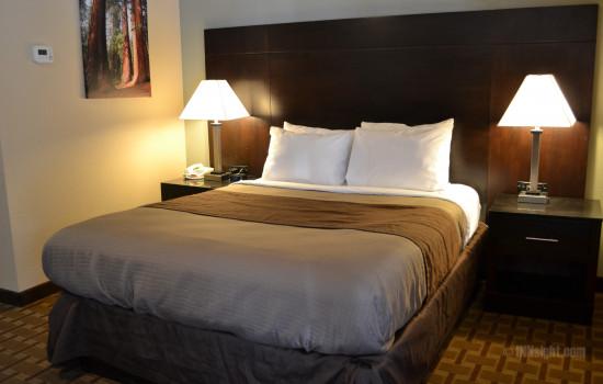 1 Queen Bed Room #603