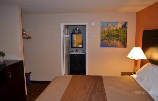 1 King Bedroom Room #602