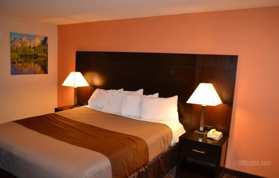 Room 602 - King Standard
