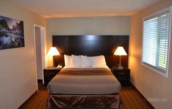 Room 611 - Queen Deluxe