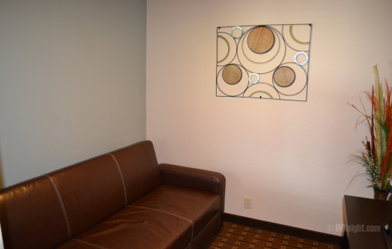 Room #611 Pull Out Sofabed